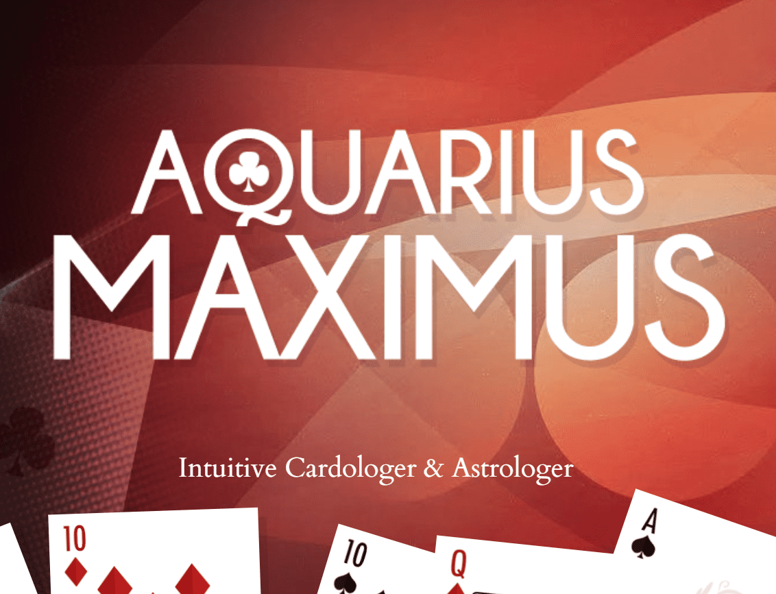 Composite Cards - Aquarius Maximus